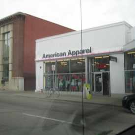 Photo of American Apparel