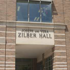 Photo of Joseph and Vira Zilber Hall in Marquette