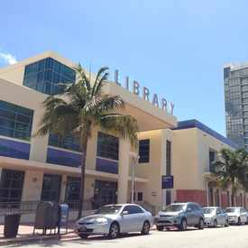 Photo of Miami Beach Branch Library