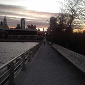 Photo of hudson river park pier 63
