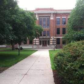 Photo of University of Wisconsin-Milwaukee in Downer Woods
