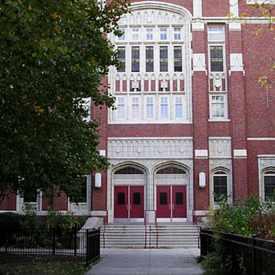 Photo of Amundsen High School