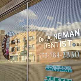 Photo of Dr A Neiman DDS