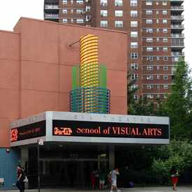 Photo of SVA Theatre