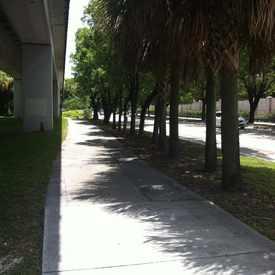 Photo of Wide Sidewalks
