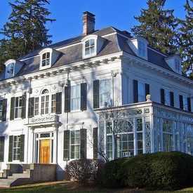 Photo of Thomas Nast House