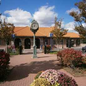 Photo of Perth Amboy Statation (Main Entrance)
