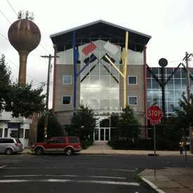 Photo of Lenfest Center