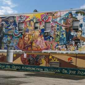 Photo of Mural On Bustleton Avenue