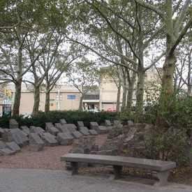 Photo of Holocaust Memorial Park