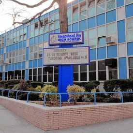 Photo of Sheepshead Bay High School