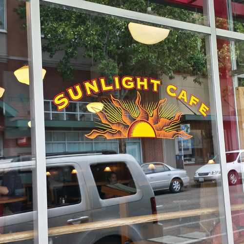 photo of Sunlight Cafe at 6404 9th Avenue Northeast Seattle WA 98115