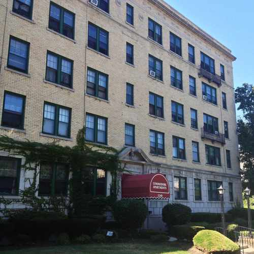 photo of Commodore Apartments at 1240 Delaware Avenue Buffalo NY 14209
