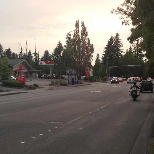 photo of NE 8TH ST & 156TH AVE NE at 15600 Northeast 8th Street Bellevue WA 98007