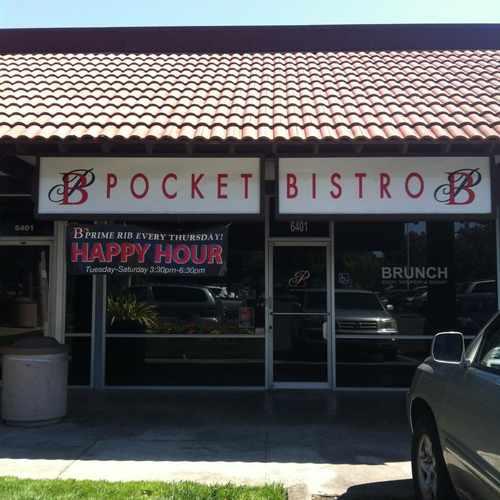photo of Pocket Bistro at 1 Shoal Court Sacramento CA 95831