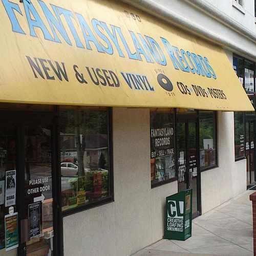 photo of Fantasyland Records at 360 Pharr Road Northeast Atlanta GA 30305