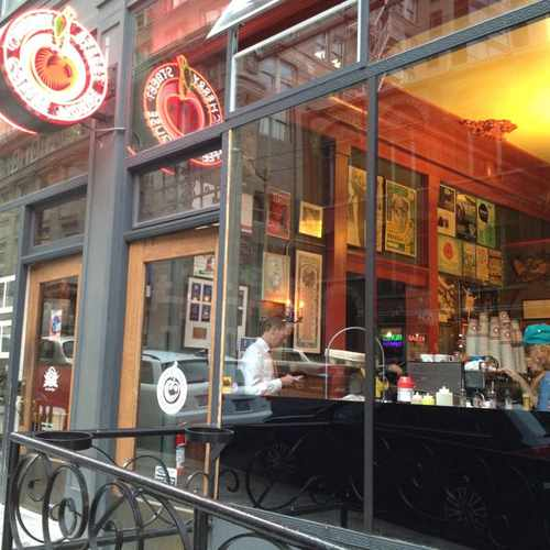 photo of Cherry Street Coffee House at 816 2nd Avenue Seattle WA 98104