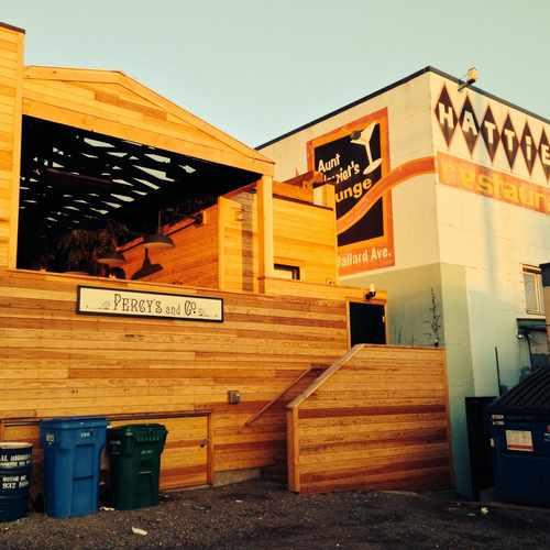 photo of Percy's & Co. at 5233 Ballard Avenue Northwest Seattle WA 98107