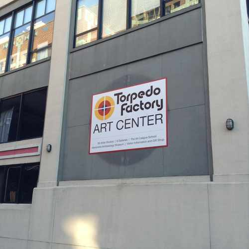 photo of Torpedo Factory Art Center at 105 North Union Street Alexandria VA 22314