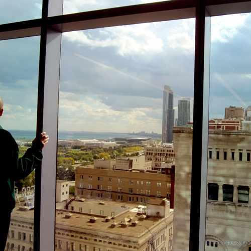 photo of Roosevelt University, Wabash Building at 425 South Wabash Avenue Chicago IL 60605