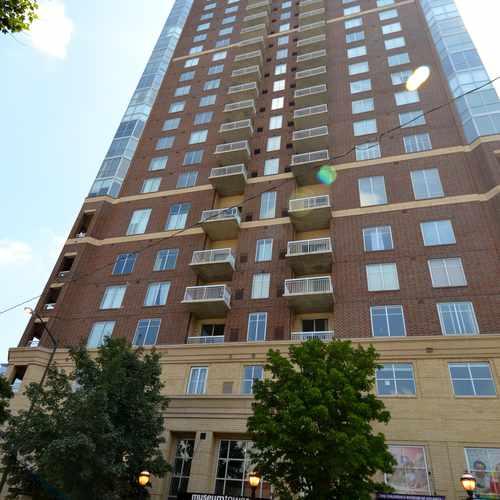 photo of Museum Tower at 285 Centennial Olympic Park Drive Northwest Atlanta GA 30313