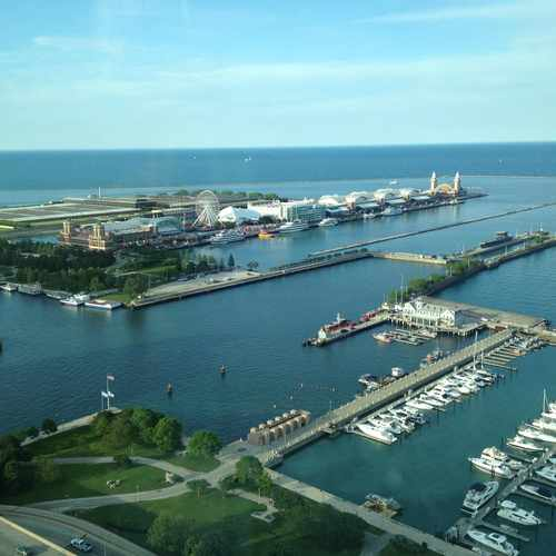 photo of 195 N Harbor Dr at 195 North Harbor Drive Chicago IL 60601