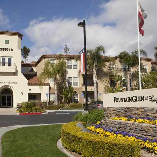 photo of FountainGlen at Laguna Niguel 55+ Apartments at 25501 Camino Los Padres Laguna Niguel CA 92677