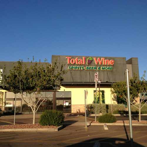 photo of Total Wine & More at 2218 East Williams Field Road Gilbert AZ 85295