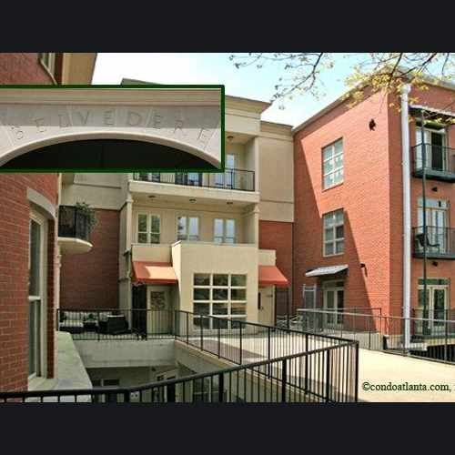 photo of The Belvedere Lofts and Condominiums at 260 18th Street Northwest Atlanta GA 30363