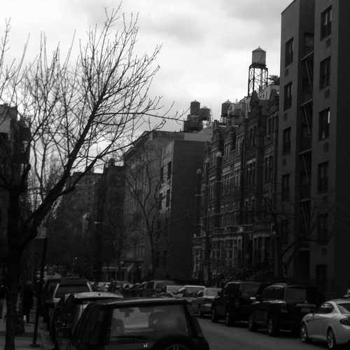 photo of West 85th Street, New York, NY at Columbus Avenue New York NY US