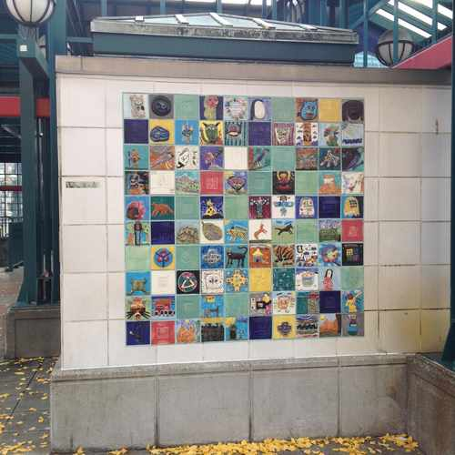 photo of Union Station Plaza at 499 S Jackson St Seattle WA 98104