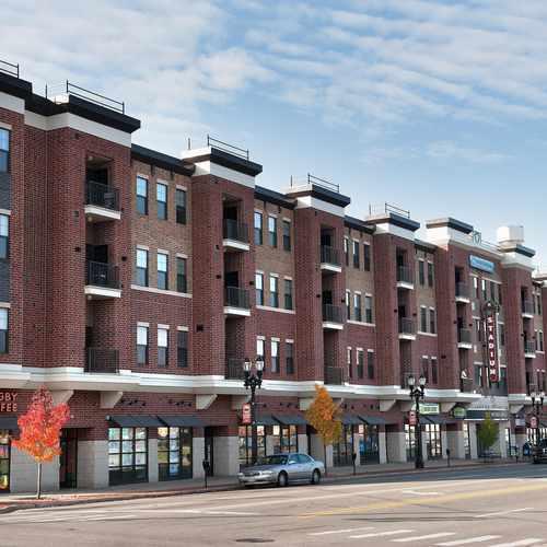 photo of Stadium District, Lansing, MI at 500 East Michigan Avenue Lansing MI 48912