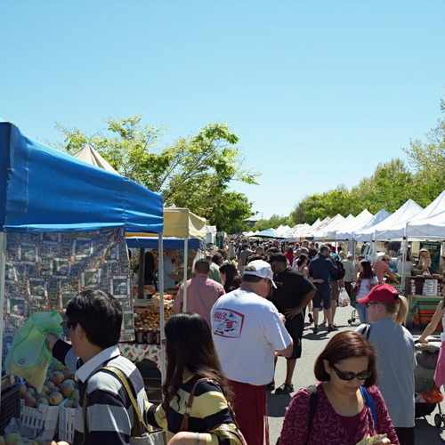 photo of Mountain View Farmers' Market Association at 600 West Evelyn Avenue Mountain View CA 94041