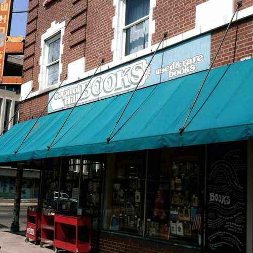 photo of Capitol Hill Books at 300 East Colfax Avenue Denver CO 80203