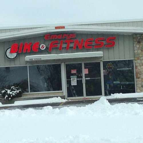 photo of Emerys's Bicycle and Home Fitness Stores at Main Street Menomonee Falls WI 53051