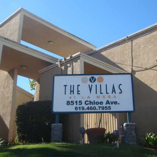 photo of The Villas La Mesa at 8515 Chloe Avenue La Mesa CA 91942