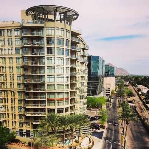 photo of Optima Biltmore Towers Condominium at 4808 North 24th Street Phoenix AZ 85016