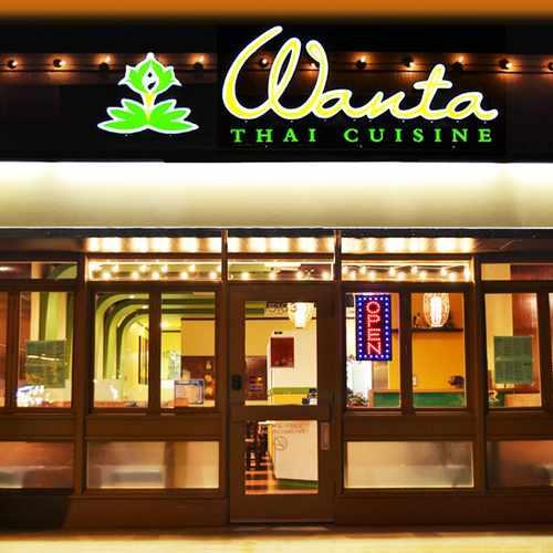 photo of Wanta Thai Cuisine at 2222 152nd Avenue Northeast Redmond WA 98052