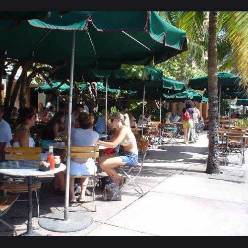 photo of News Cafe at 800 Ocean Drive Miami Beach FL 33139