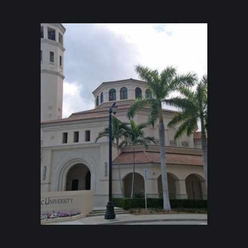 photo of Palm Beach Atlantic University at 901 South Flagler Drive West Palm Beach FL 33401