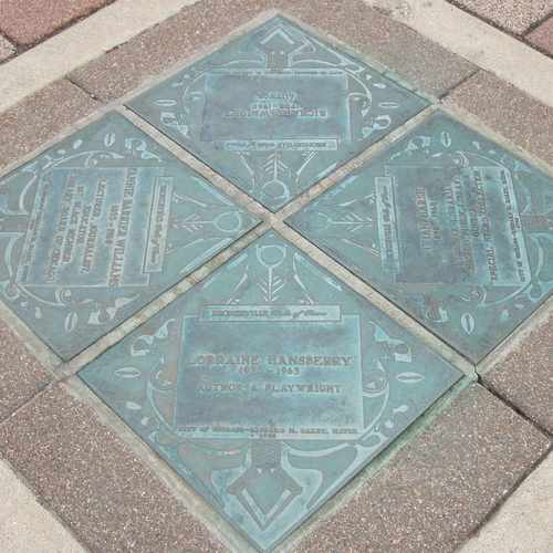 photo of Bronzeville Walk of Fame at 3925 S King Dr Chicago IL 60653