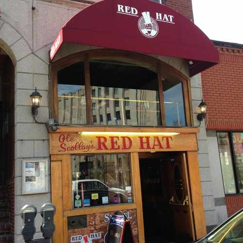 photo of Ole Scollay Square's Red Hat at 9 Bowdoin Street Boston MA 02124