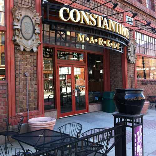 photo of Constantino's Market at 1278 West 9th Street Cleveland OH 44113