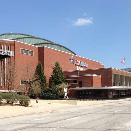 photo of UW-Milwaukee Panther Arena at 400 West Kilbourn Avenue Milwaukee WI 53203