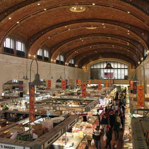 photo of West Side Market at 1979 West 25th Street Cleveland OH 44113
