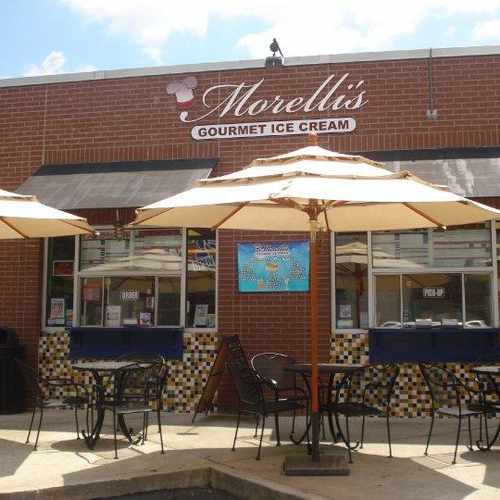 photo of Morellis Gourmet Ice Cream at 1220 Caroline Street Northeast Atlanta GA 30307
