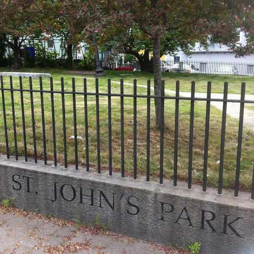 photo of St. John Park at 33 Vinton Street Providence RI 02909