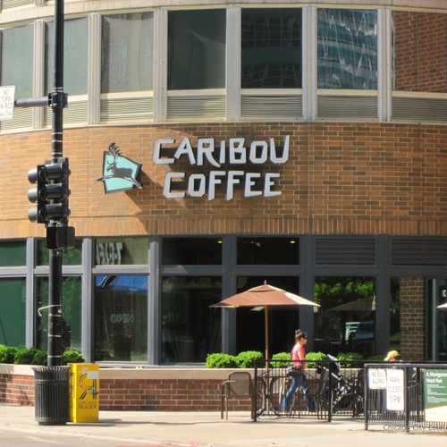 photo of Caribou Coffee at 600 North Kingsbury Street Chicago IL 60654