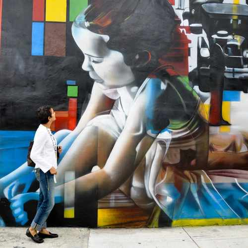 photo of Wynwood Walls at 2528 NW 2nd Ave Miami FL 33127