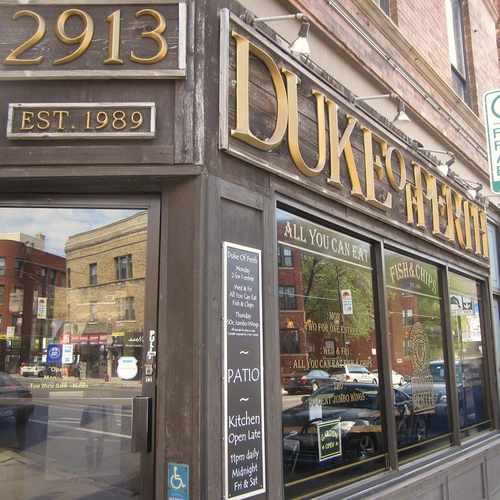photo of Duke of Perth at 2913 North Clark Street Chicago IL 60657
